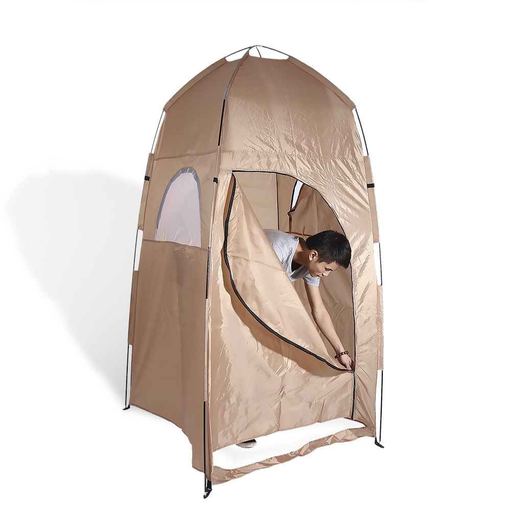 Free Shipping Portable Collapsible Shower Bathroom Toilet Changing Room Shelter for Outdoor Activity<br>