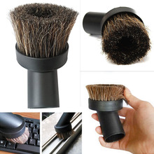 32mm Horsehair Vacuum Cleaner Brush Fit for Philips Electrolux Generic Dust Brushes(China)