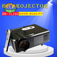 Everyone Gain TL260 Red Blue 3D Game Projector LCD Full HD Build-in Speaker Home Business Theater Proyector Support 1080P LED