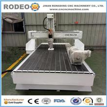 Chinese wood plastic 1325 cnc router with vacuum table