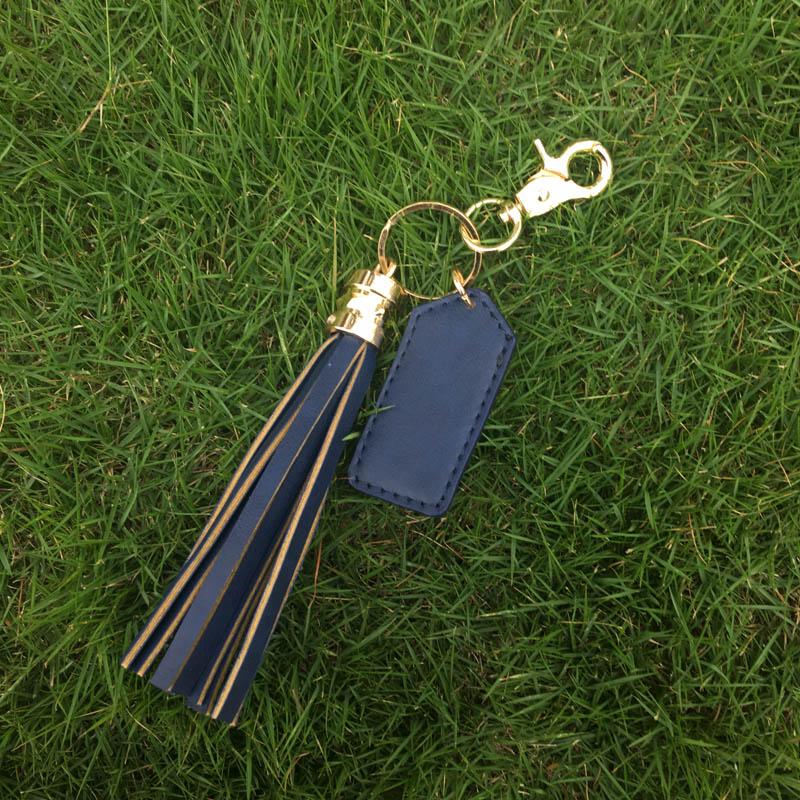 425-PU Tassel Key Fobs (5)
