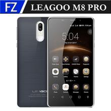 "Original LEAGOO M8 PRO MTK6737 Quad-core 5.7"" HD Android 6.0 4G Phone 2GB RAM 16GB ROM 13MP CAM Touch ID Fingerprint Recognition"