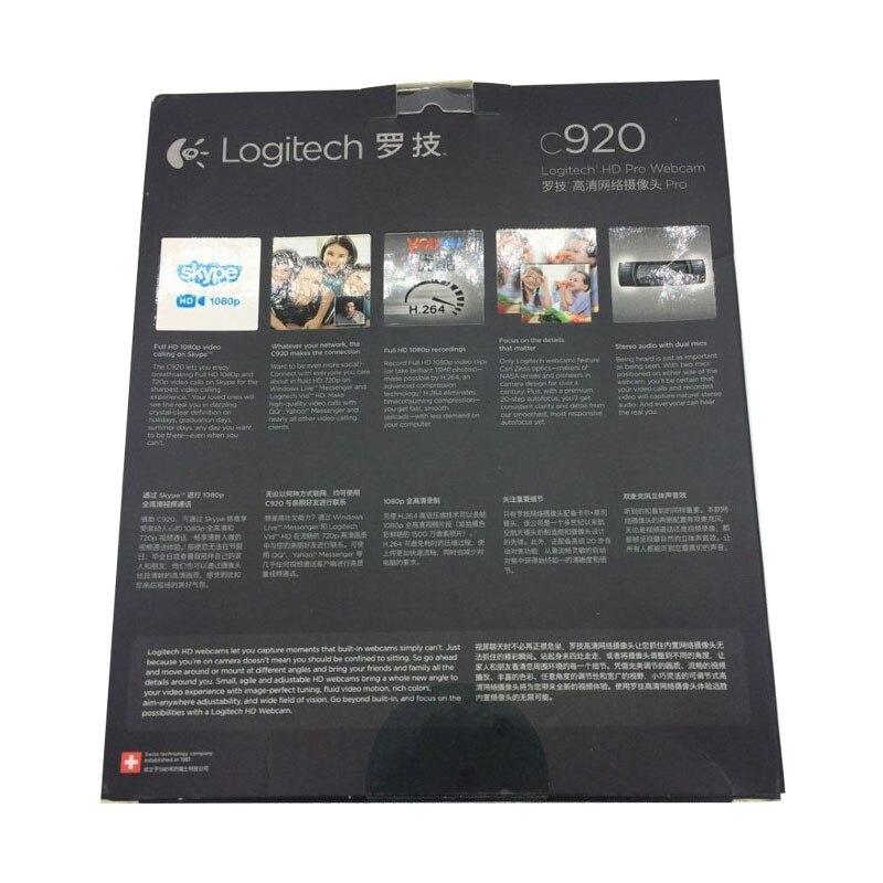 Logitech C920 Pro webcam 6