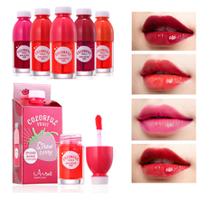 Brand Liquid Lipstick Makeup Sexy Lip Tattoo Kit Pigment 5 Color Waterproof Long Lasting Red Lip Tint Matte Lipgloss(China)