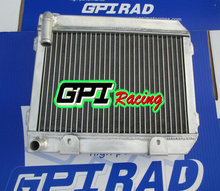 Brand New Aluminum Radiator for ATV Cannondale Cannibal 440 2002 2003(China)