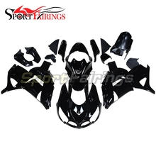 Fairings Kawasaki ZX14R ZX-14R Year 06-11 2006 2007 2008 2009 2010 2011 ABS Motorcycle Full Fairing Kit Bodywork Cowling Black