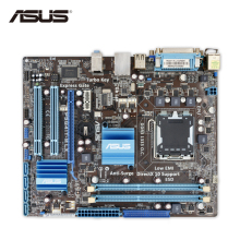 Asus P5G41T-M LX Desktop Motherboard G41 Socket LGA 775 DDR3 u-ATX On Sale Second-hand High Quality(China)