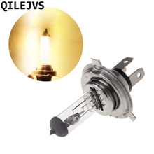 Buy QILEJVS 1 PC H4 100W/90W 12V HOD Xenon H/L Beams Halogen Car Head Light Globe Bulb Lamp for $1.39 in AliExpress store
