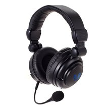 HUHD 2.4G Optical Wireless Stereo Super Bass Noise Canceling Gaming Headset For PS4,xbox,PC,video game headphones LED Backlight