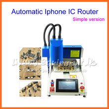 Iphone Grinder Milling machine LY 1001 Automatic IC CNC Router Machine for iPhone Repairing