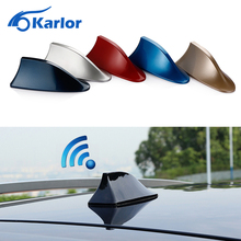 Shark Fin antenna special car radio aerials for Ford Focus 2 3 1 Fiesta Mondeo mk4 mk2 Kuga Ranger Mustang Explorer Accessories