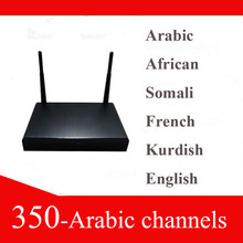 Andriod Set Top Box  Arabic IPTV Receiver TV Channels