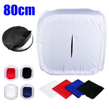 80x80x80 cm Photo Photography Studio Shooting Tent Light Cube Soft Box SoftBox Bag For Canon For nikon