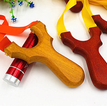 1Pc Showerful Sling Shot wooden Slingshot Camouflage Bow Catapult Outdoor Hunting Slingshot Hunt Tool Accessories