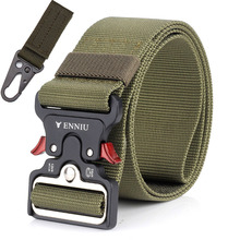 Buy Molle Tactical Gear Army Survival Belt Military Nylon Belt Metal Insert Buckle Casual Belt SWAT Duty Men Training Tactical Strap for $11.77 in AliExpress store