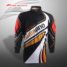 2017 Brand Shimano Fishing Shirt Summer Outdoor New Quick-drying High-quality UV Breathable Professional Fishing Shirt SDX5230(China)