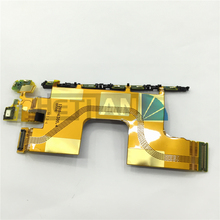 5pcs For Sony Xperia Z4 Z3+ 3G LCD screen Connector to Main Board Flex Cable with Microphone Repair Parts