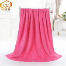 19 Colors Microfiber Towel Sport Swimming Beach Bath Towel Super Absorbant Quick Dry Travel Towel Home Textile Hotel Bathrobe(China)