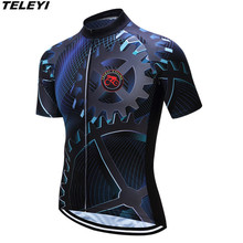 2017 Sportswear Cycling Jerseys short sleeve Cycling clothing bicycle bike jersey top Men Ropa Ciclismo MTB Short jersey Summer