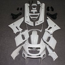 Motorcycle Unpainted Injection Molding Fairing Kit for Kawasaki ZZR 400 ZZR400 1993-2007 06 05 04 03 02 01 00 99 98 97 96 95 94
