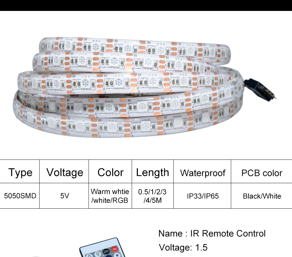 LED Strip light 5v usb (4)