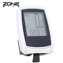 ZONEBIKE Bicycle Computer Wireless Bike Speedometer Stopwatch Luminous Compteur Velo Cuentakilometros Bicicleta Inalambrico