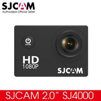 """D'origine SJCAM 2.0 """"SJ4000 De Base D'action Caméra Étanche 1080 P Casque Caméra HD Sport DV Firmware V1.5 Sport Caméra"""