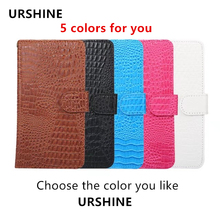 Buy URSHINE Phone Case Elephone P6000 Pro Flip Case Cell Phone Retro Vintage Leather Wallet Cover Card Slot for $4.99 in AliExpress store