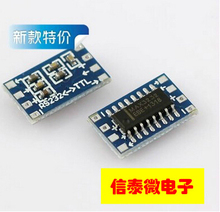 Hot Sale! MAX3232 Serial Port Mini RS232 To TTL Converter Adaptor Module Board Free Shipping (Have  tracking number)