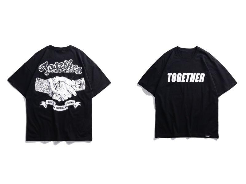 Tattoo Hands Tshirts 3