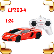 New Year Gift 1/24 LAM LP700-4 RC Speed Car Road Crash Remote Control Toys Tiny Roadster Collection Gift For Boys Present Cars