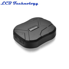 2016 New Hot TKSTAR TK905 Waterproof IP 66 Vehicle GPS Tracker Truck Person 90 Days Long Standby Time Powerful Magnet Lifetime