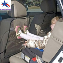 Car Seat Back Cover Protectors for Children Protect back of the Auto Seat Covers for Baby from Mud Dirt  Car styling Accessories