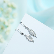 S925 sterling silver earrings female temperament influx of people long earrings fashion(China)