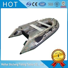 270 Military Camouflage Inflatable Rescue Boat(China)