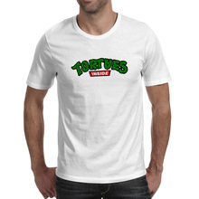Tortues Are Turtles T-shirt Parody Logo Style Skate Rock T Shirt Design Anime Cool Women Men Top