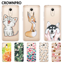 Buy CROWNPRO Cases Xiaomi Redmi 5 Plus TPU Cover Silicone Xiaomi Redmi 5 Soft Back Cover Print Case Redmi 5plus Protected Phone Case for $1.20 in AliExpress store