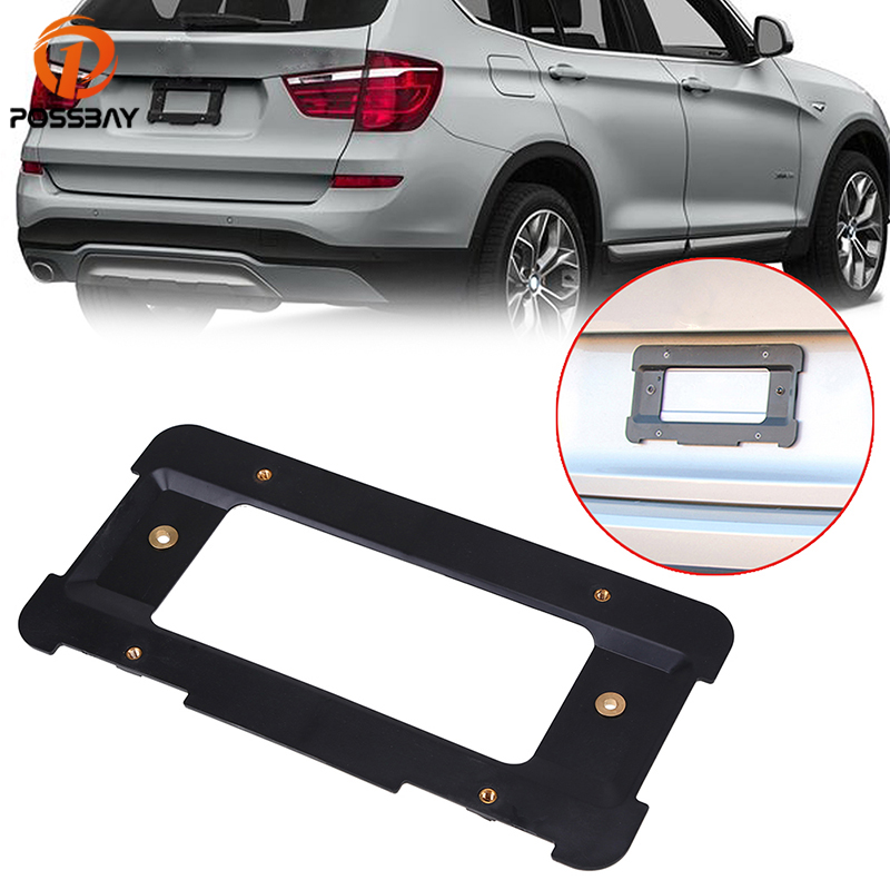 2 x Euro License Number Plate Frame Tag Holder for Opel