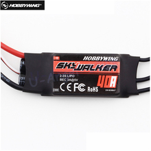 1pcs Hobbywing Skywalker 20A 40A ESC Speed Controler With UBEC For RC Airplanes Helicopter Quadcopter BLM