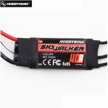 1pcs Hobbywing Skywalker 20A 40A ESC Speed Controler With UBEC For RC Airplanes Helicopter Quadcopter BLM(China)