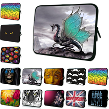 "7.0 8.0"" 10.1"" Tablet Neoprene Sleeve Bag For Apple iPad/iPad Mini 12 13.3 14.4 15 17 Inch 15.6"" Notebook Laptop Soft Cover Case"