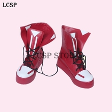 LCSP Girls Frontline G11 Cosplay Boot Anime Martin Boots Shoes(China)
