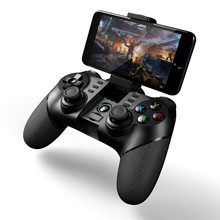 ipega 9076 Batman Bluetooth Wireless Handle Gamepad for iphone 6s 7 plus Huawei 2.4G Receiver Support ps3 Game Console Joystick