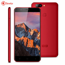 Elephone P8 4G Phablet 5.5 inch Android 7.0 Helio P25 2.5GHz Octa Core 6GB 64GB 21.0MP Rear Camera Fingerprint Sensor Phone
