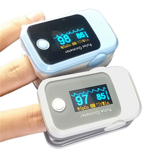 OLED Fingertip Pulse Oximeter Finger Oximetro de dedo pulso Blood Oxygen SpO2 Saturation Monitor CE approved M10(China)
