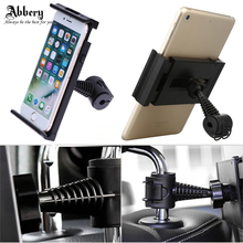20pcs 360 Rotatable Tablet Holder vehicle headrest car phone holder Car Back Seat Mount Holder for iphone 6S 7plus Samsung S5 S7