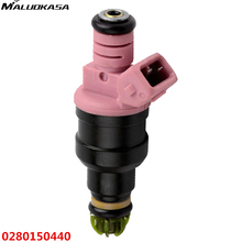MALUOKASA Car Fuel Injector For BMW 328i 528i 728i Z3 M3 3.2L Repair Service Oring Filter Flow Match Auto Replacement 0280150440(China)