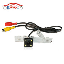 BW8021 China Post Air Mail Free Shipping 100% Waterproof 170 Degree Wide Angle Epica Lova Aveo Spark Car Rear View Camera(China)