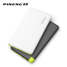 PINENG 5000mAh Mobile Power Bank Fast Charging External Battery Portable Charger Li-polymer Battery For Android Phones