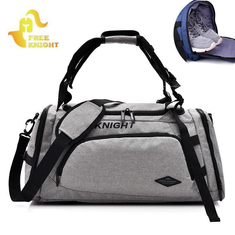 Multi-functional Travel Backpack Gym Bags Men Training Backpacks Rucksack Sport Handbags Shoulder Bag For Shoes Fitness XA487WA<br>